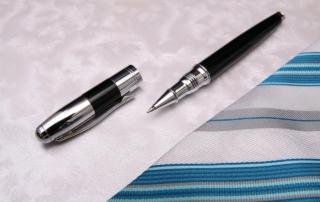 Pflegegrad Widerspruch DAK - Stift und Blatt Papier